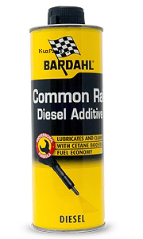 Добавка-очиститель в дизельное топливо Common Rail Diesel Additive 500 мл