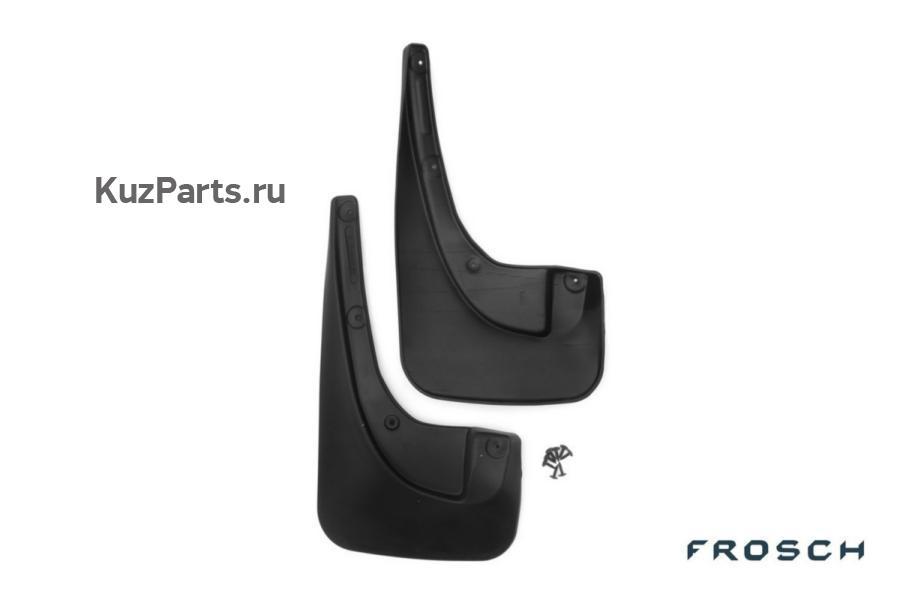 Брызговики передние GEELY Emgrand X7, 2013-> вн. 2 шт.(стандарт)