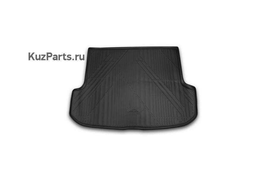 Ковер в багажник Коврик в багажник LEXUS RX, 2015->, 1 шт. (полиуретан)