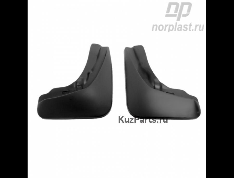 Брызговики Opel Zafira 2005-2012 передние,пара