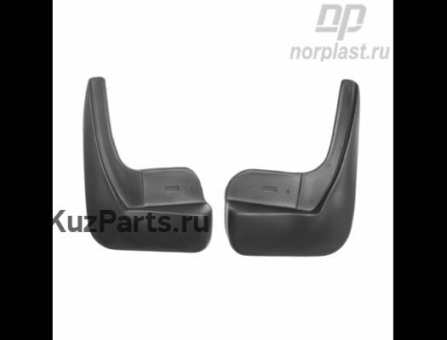 Брызговики Renault Logan 2013-2014 X52 задние,пара