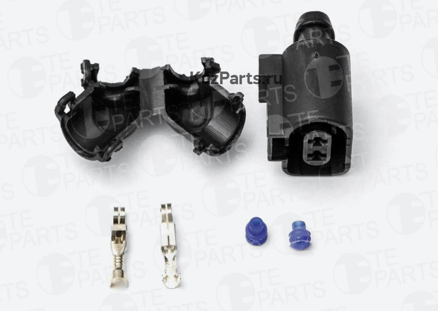 7810636 2-контактный электрический разъем для грузовых автомобилей