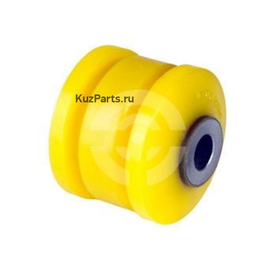 Сайлентблок полиуретановый задней подвески, продольного верхнего рычага, передний