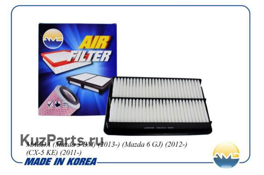 Фильтр воздушный PE07-13-3A0A