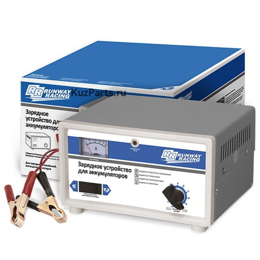 Зарядное устройство для аккумуляторов (6/12В; 0.5 - 6А)
