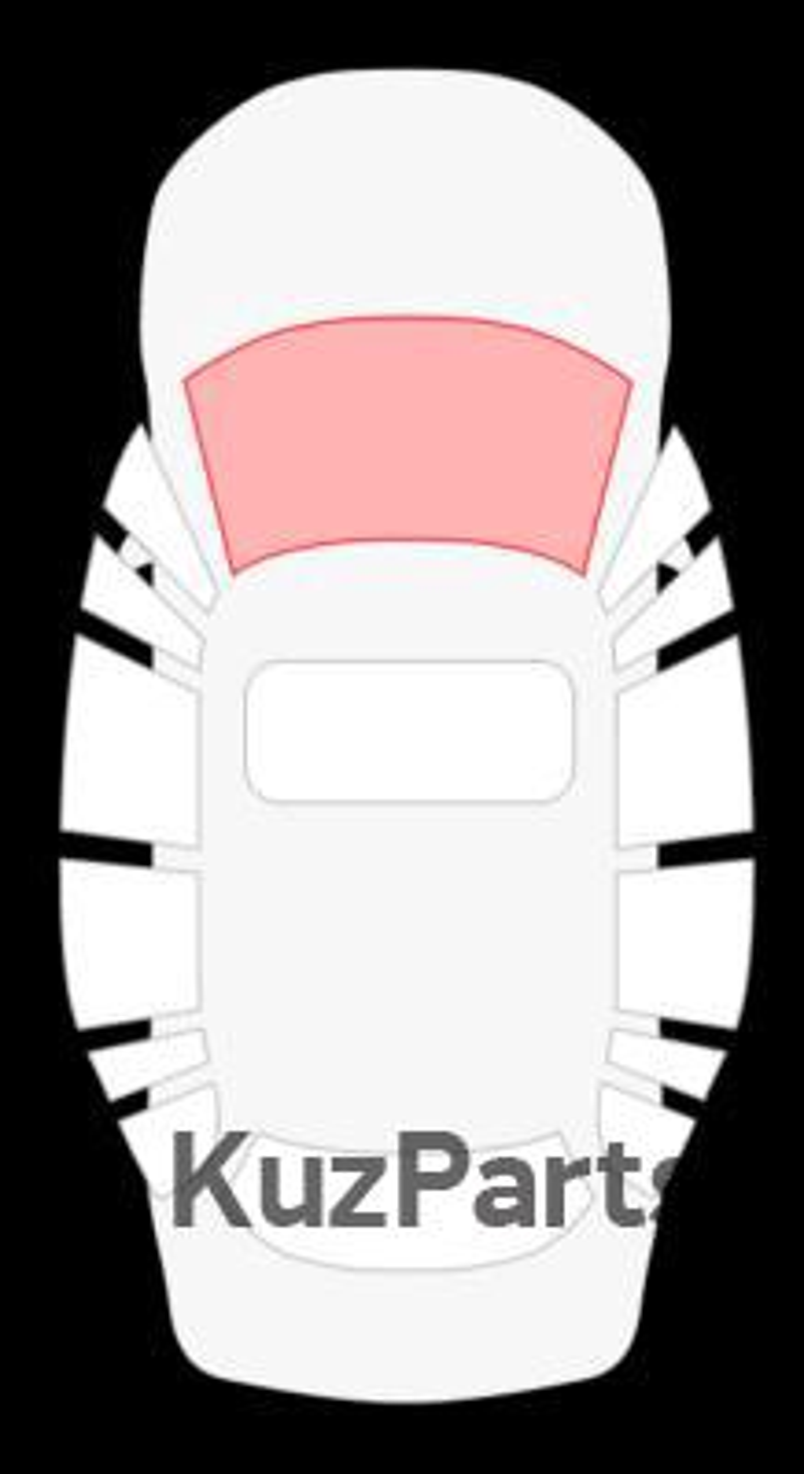 Toyota Hi-Lux Surf III RHD 5D Suv (02-09) / 4-Runner IV / Tacoma II 2/4D Pick-Up (05-)