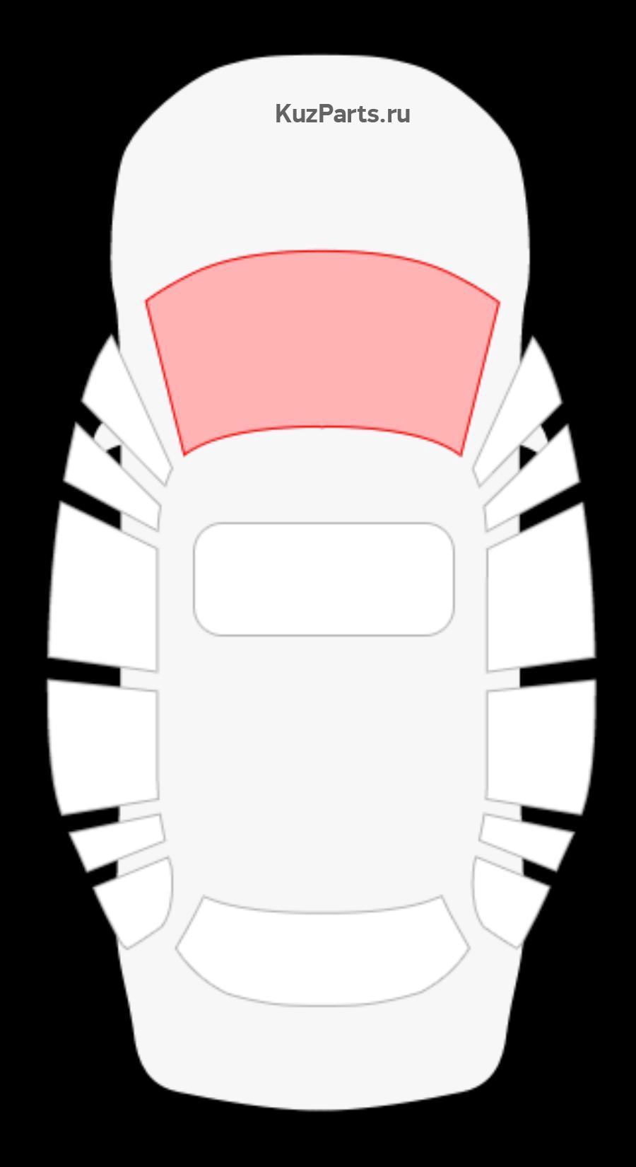 VW Passat B6 4D седан