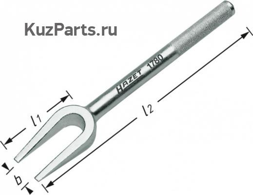 Removal and Assembly Fork