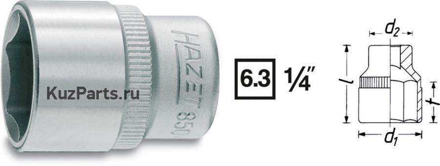 6-Point Socket HINOX®