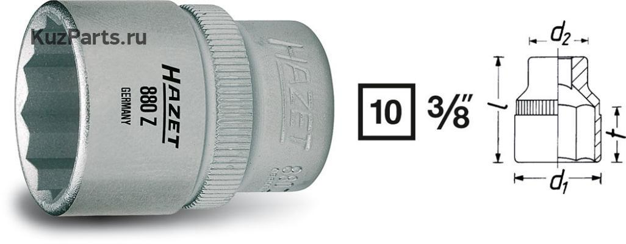 12-Point Socket