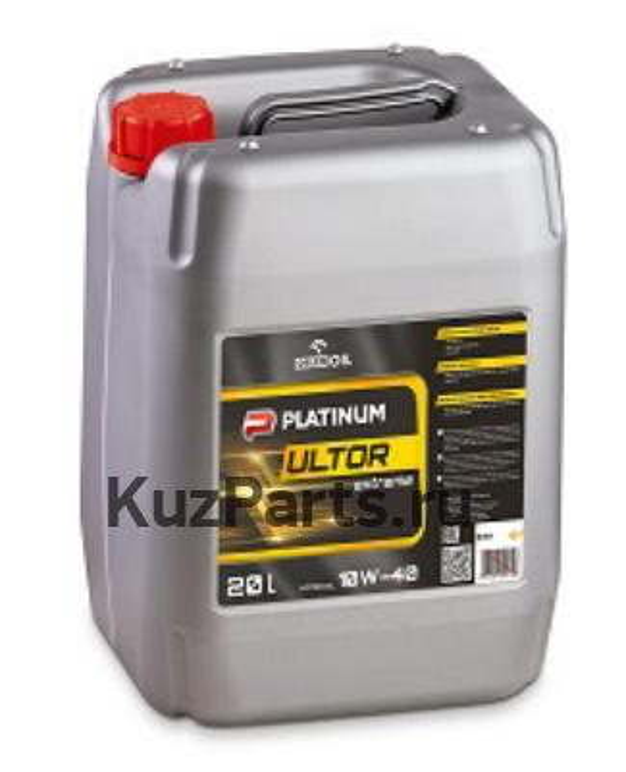 Полусинтетическое моторное масло PLATINUM ULTOR EXTREME 10W-40 - 20 л