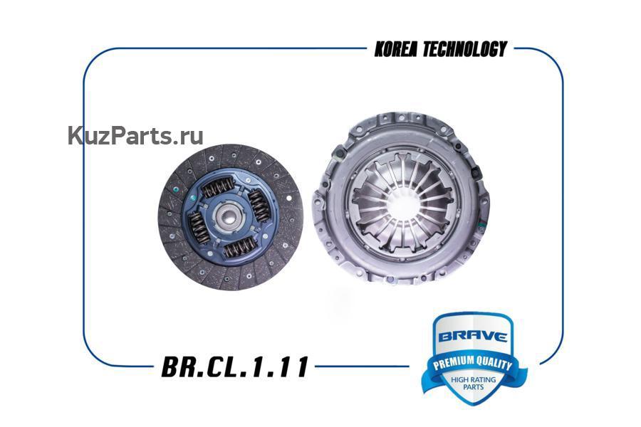 Сцепление в сборе (корзина+диск) 96980047 Cobalt 1.5, Aveo BR.CL.1.11