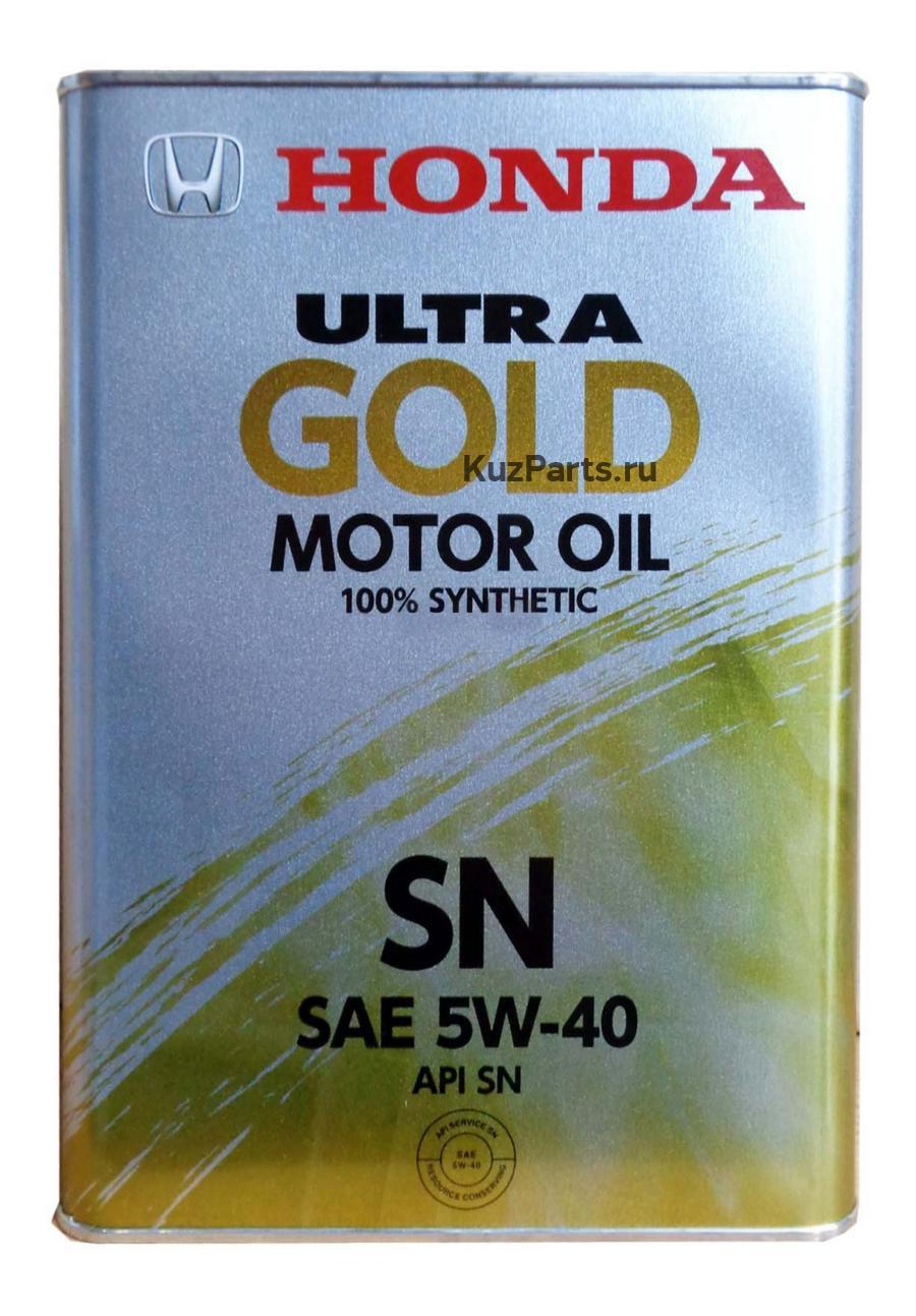 ULTRA GOLD 5W-40 SN 4 литра