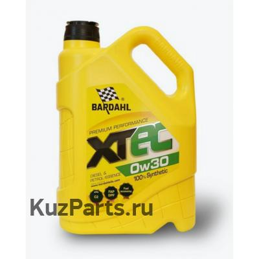 XTEC 0W30 B12 ACEA C2 (12) - BMW LL-12 FE 5L (специальное синт. моторное масло)