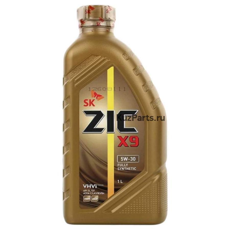 Масло моторное синтетическое X9 5W-30, 1л