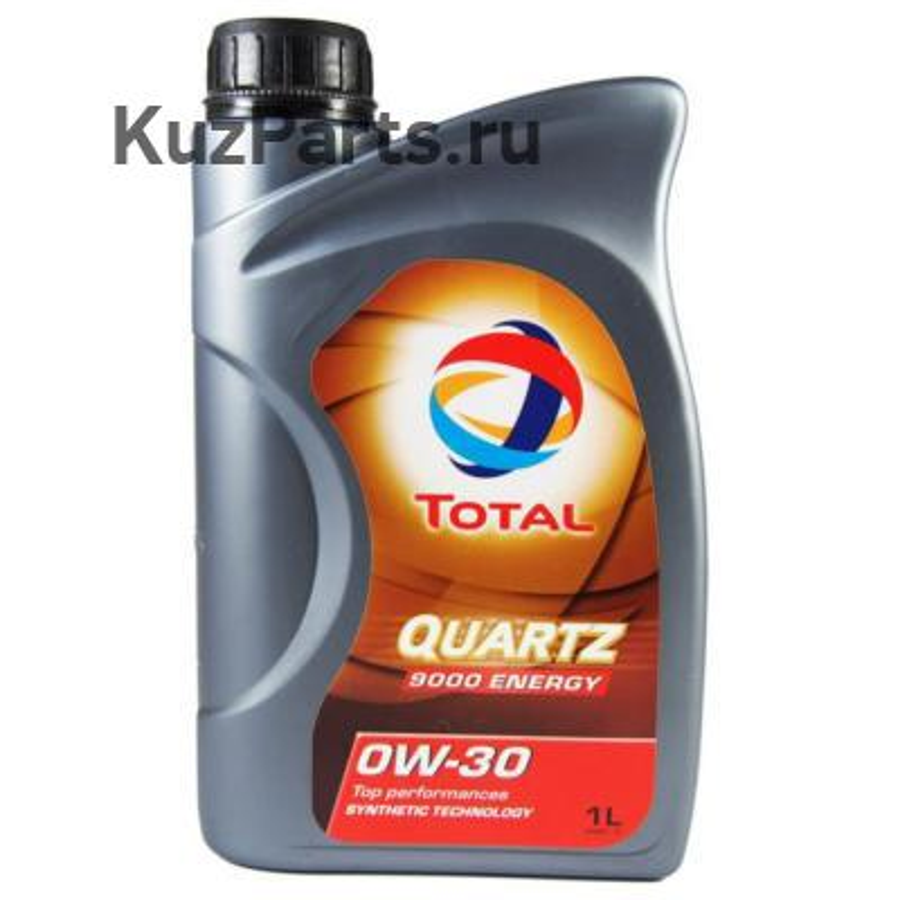 Масло Моторное Quartz 9000 Energy 0w30, 1l Total арт. 213767