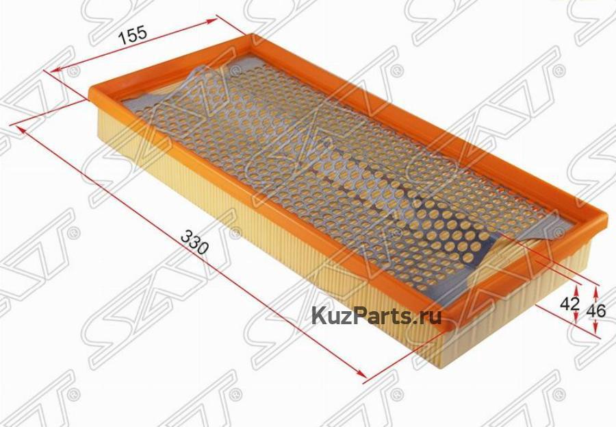 Фильтр воздушный MERCEDES S-CLASS W140 4.2 / 5.0 / 5.6 91-98