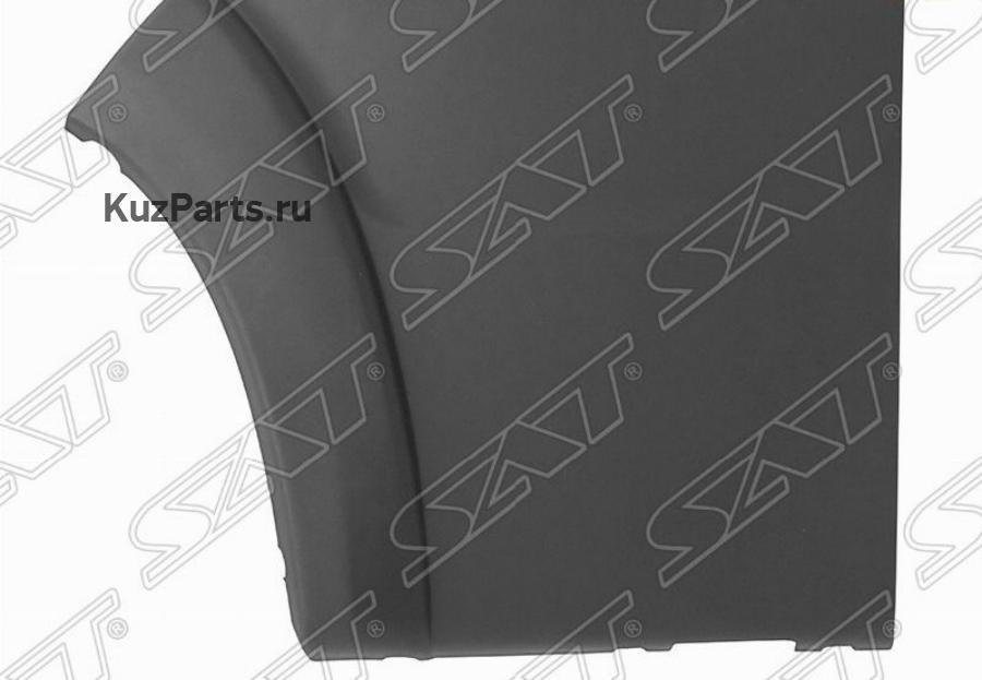 Накладка на заднее крыло CITROEN JUMPER / FIAT DUCATO / PEUGEOT BOXER 06- LH за аркой (62x52см)