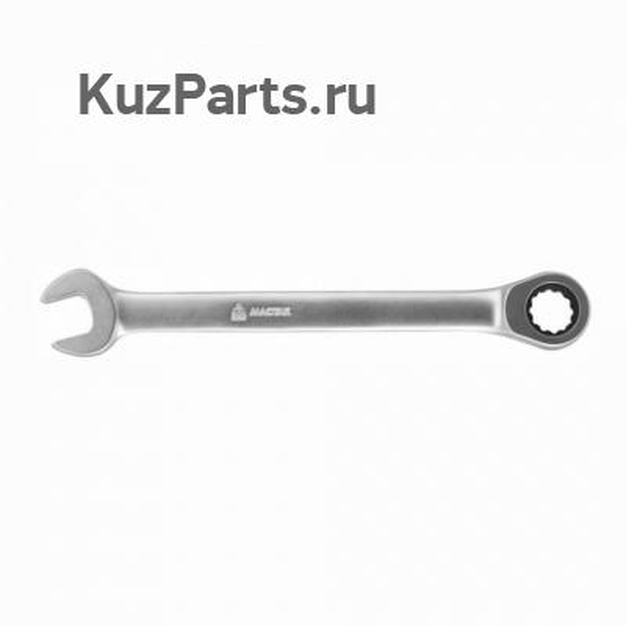 Ключ комбинированный с трещоткой 13 мм МАСТАК 021-30013H