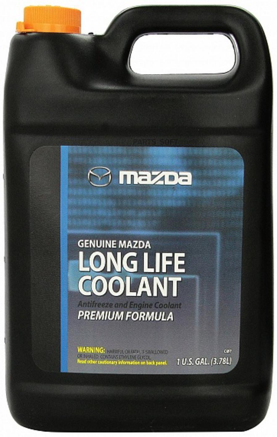 """Антифриз """"Premium Long Life Coolant"""",4л"""