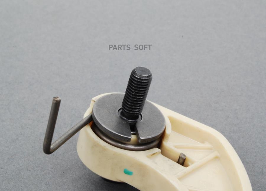 Натяжное устройство цепи, привод масляного насоса