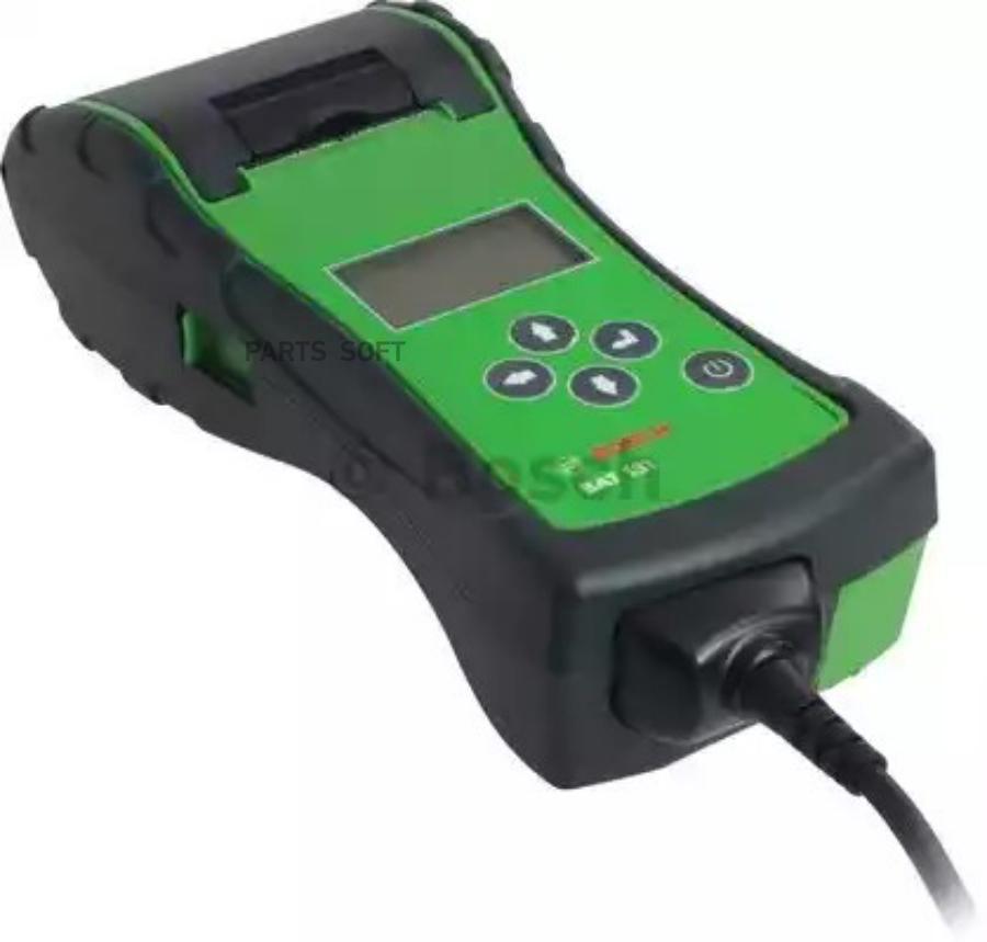 Испытательный прибор, батарея
