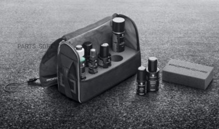 Набор средств для ухода за автомобилями Porsche Tequipment Care Set
