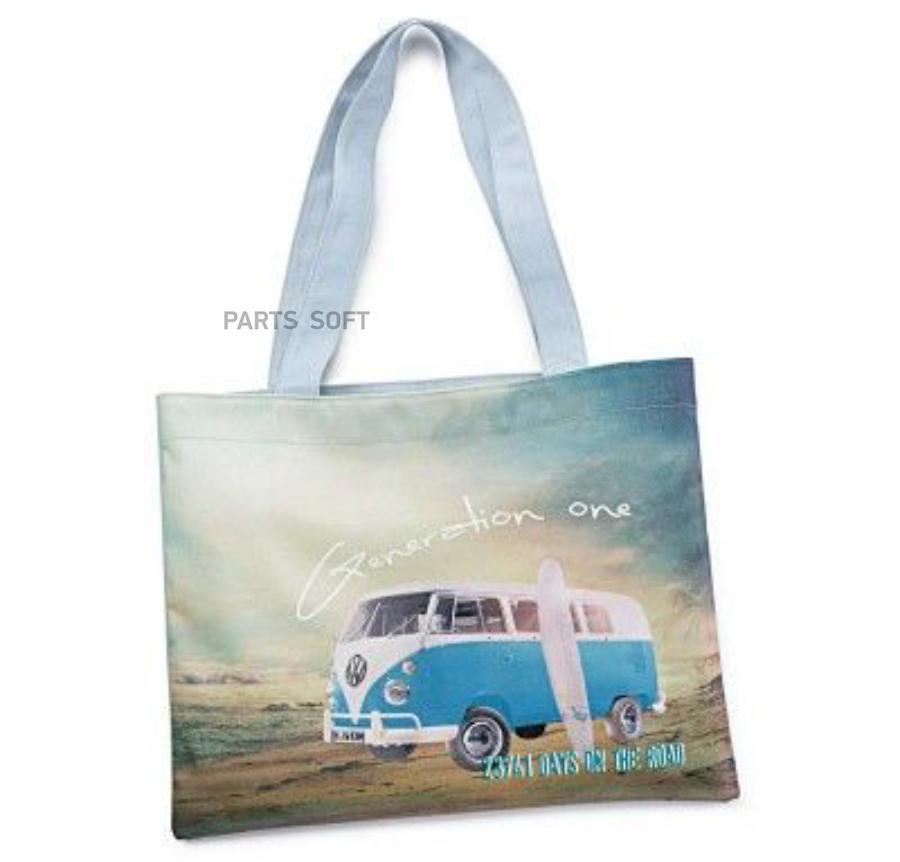 Пляжная сумка Volkswagen Beach Bag T1 Bulli