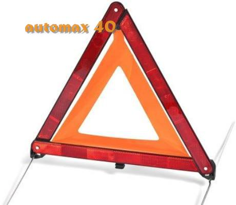 Знак аварийной остановки Skoda Warning triangle 1