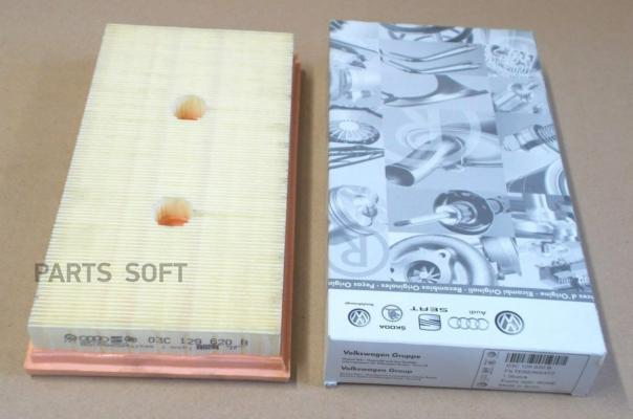 Воздушный фильтр Октавия, Пассат, Гольф 1.6 BLF