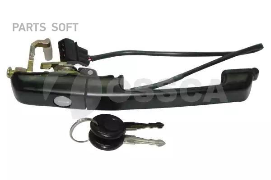 Ручка Passat B3 пер.прав.цент.зам.с ключ.