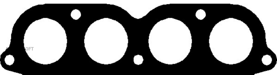 Прокл.впуск.колл. A-4/G-III/Pas.(94-97) 1,6L (в)