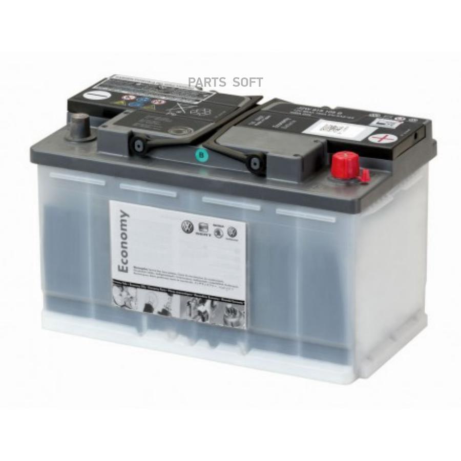 Аккумулятор для фольксваген 85 Ah