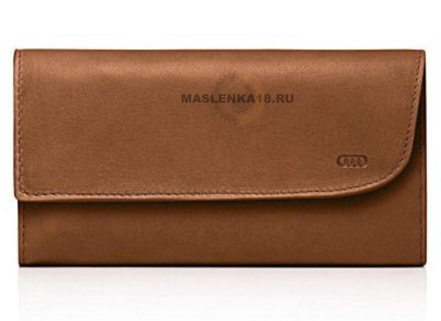 68f5700a8a12 Женский кошелек Audi Women's purse Poltrona Frau Cognac Agatha