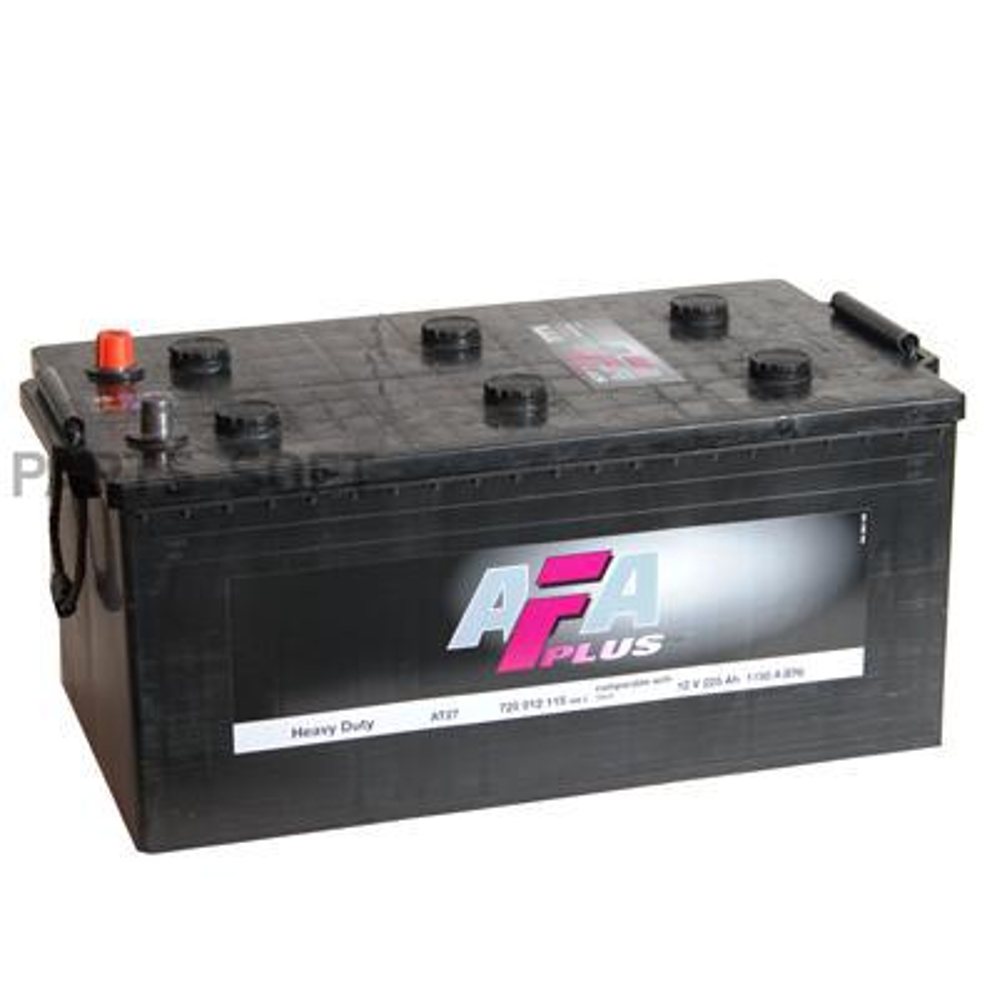 Аккумулятор AFA 225 А/ч 725012 AT EN 1150