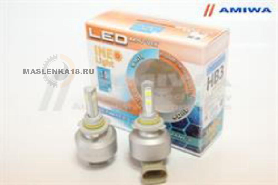 Лампа светодиодная HB3 12В 54Вт
