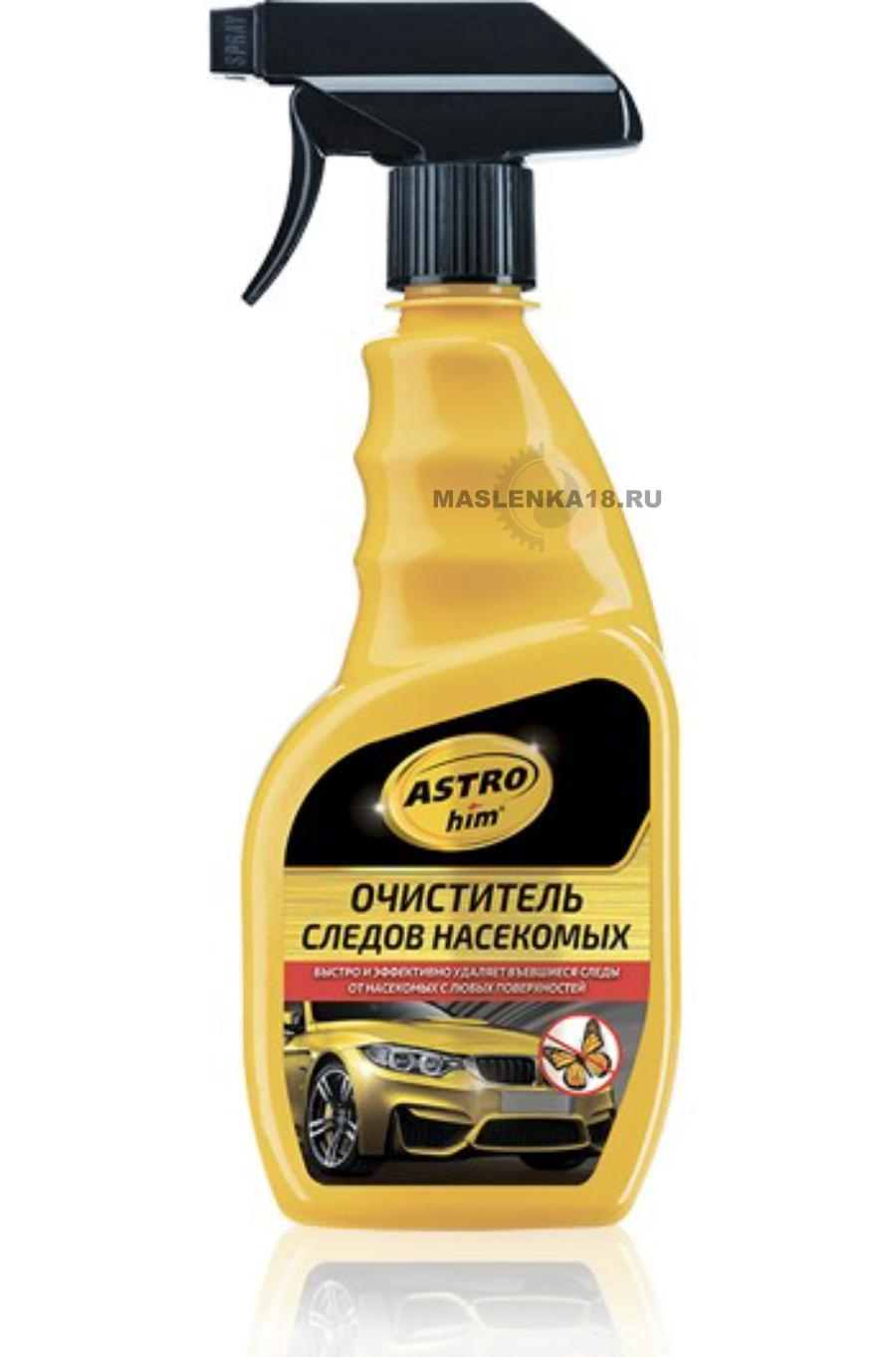 Очиститель кузова от следов насекомых Астрохим АС-415 (500 мл)