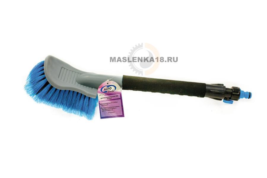 Щетка для мытья автомобиля с мягкой ручкой