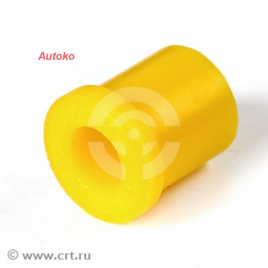 Втулка рессоры Hilux/ Isuzu MU/ Bighorn D=30мм полиуретан
