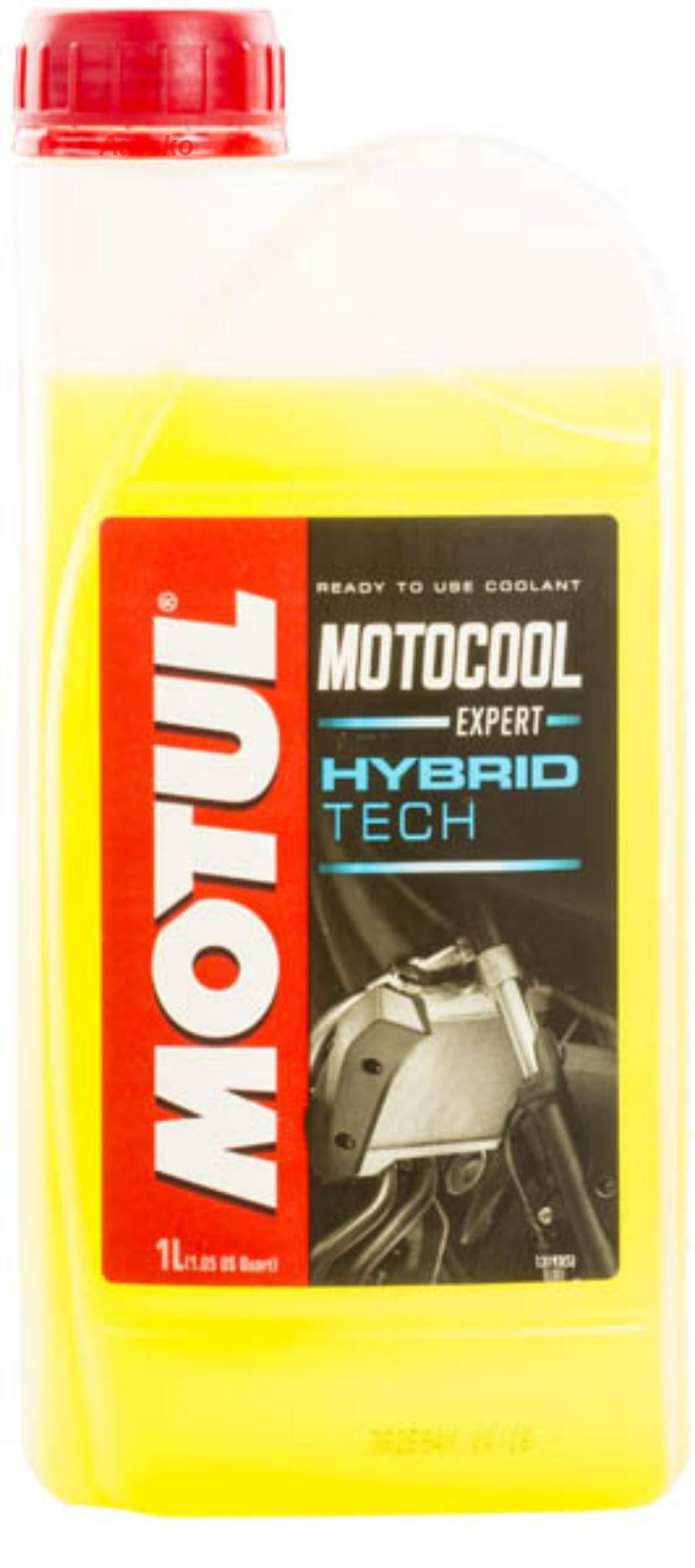 Антифриз Motocool Expert -25, 1л,