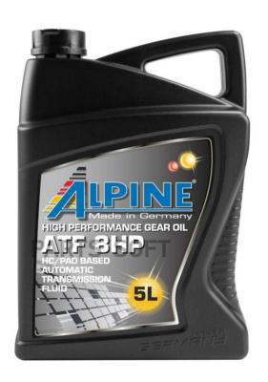 ALPINE ATF 8HP
