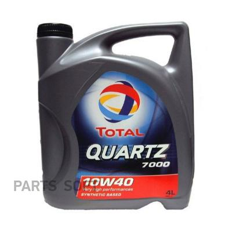 Масло моторное TOTAL QUARTZ 7000 10W-40 (4 л.) полусинтетика