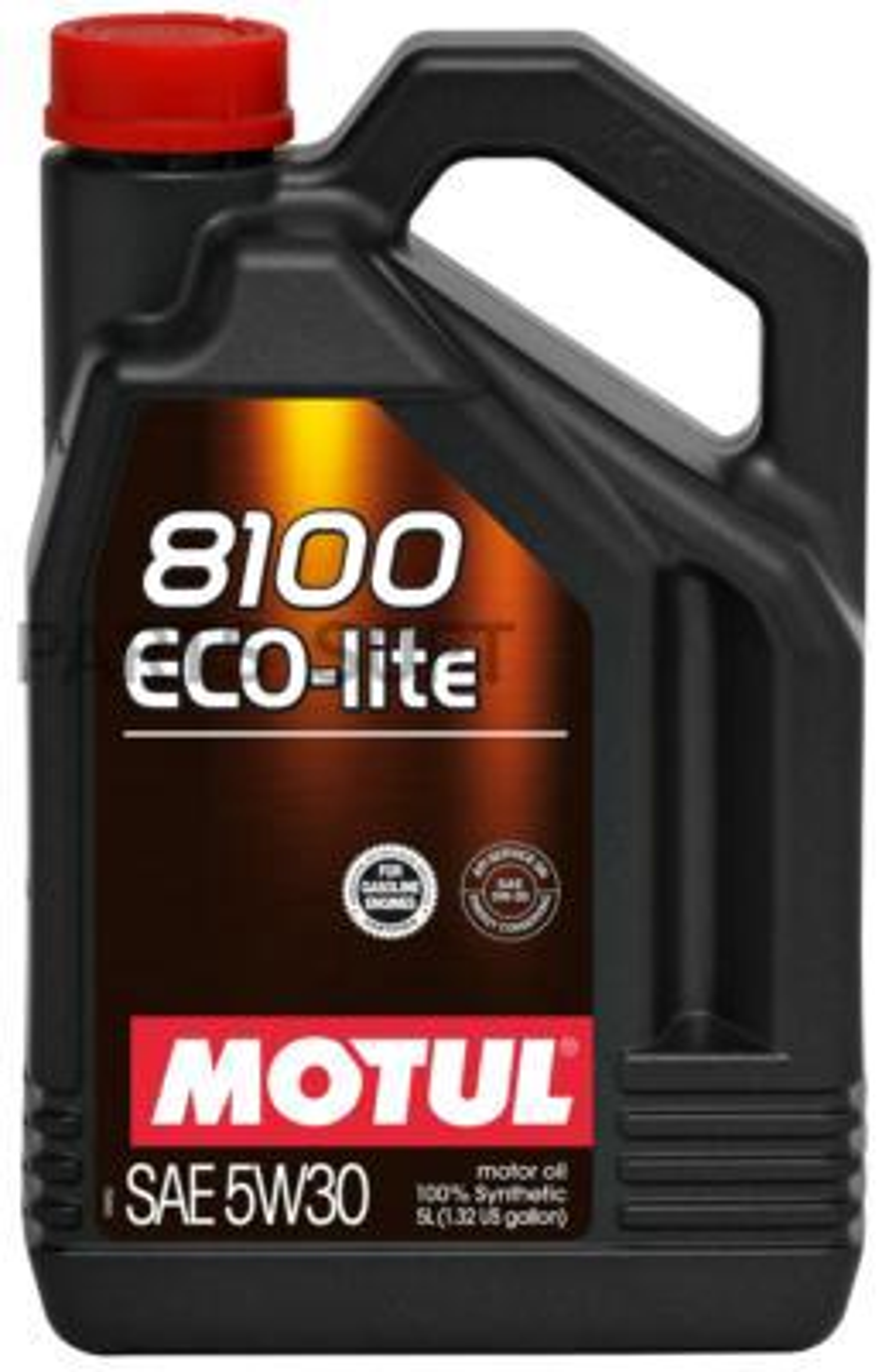 Масло моторное MOTUL 8100 Eco-Lite 5W-30 (5 л.) синтетика