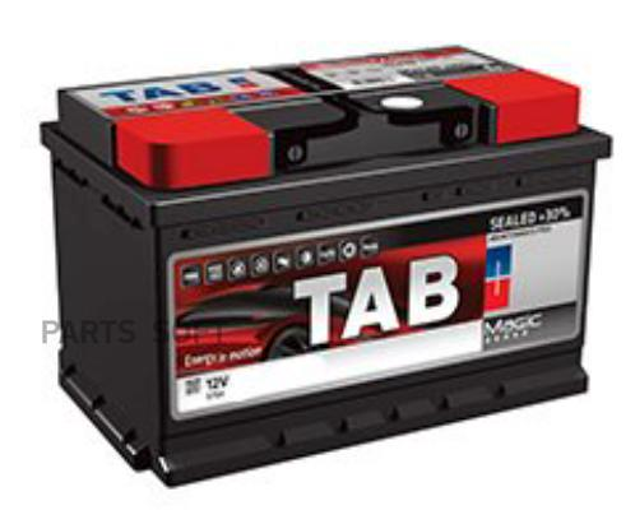 Батарея аккумуляторная 'Magic', 12В 62А/ч