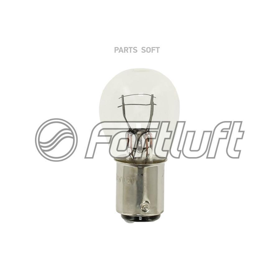 Лампа P21/4W 12V BAZ15D