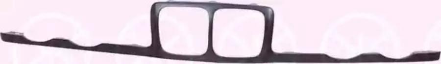 Рамка, облицовка радиатора