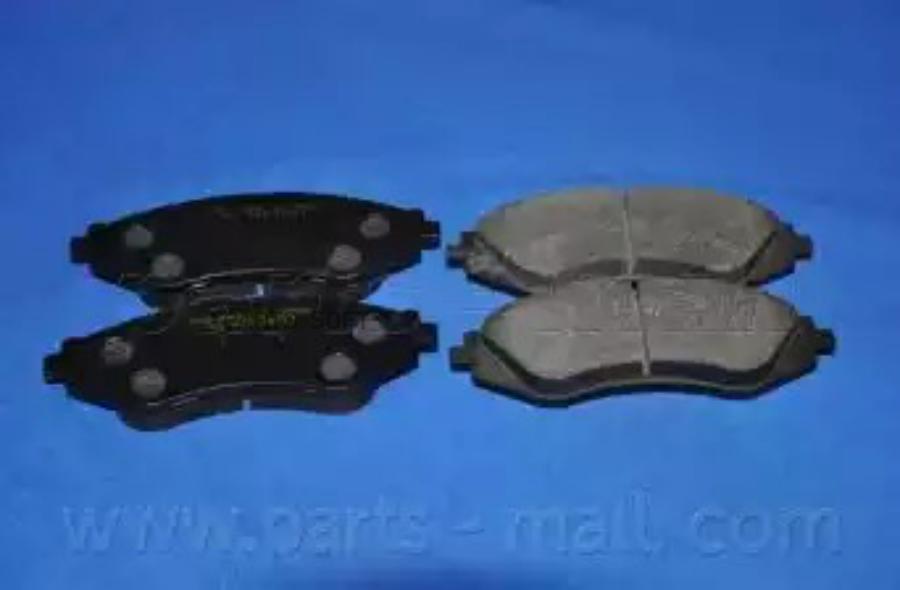 Колодки тормозные передние дисковые DAEWOO NEXIA (16 кл.)