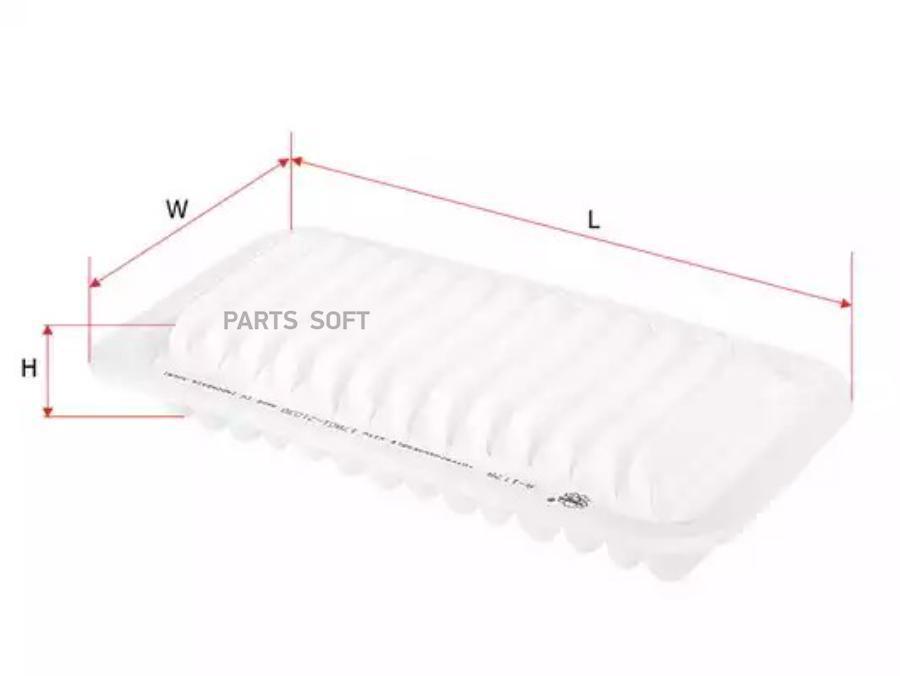 Фильтр воздушный Toyota Auris, Avensis, Verso, Corolla, Ist, Yaris