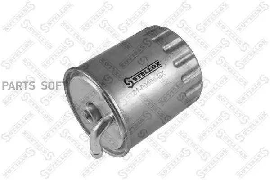 Фильтр топливный MERCEDES W203, W163, W463 (2.0CDi-2.7CDi)