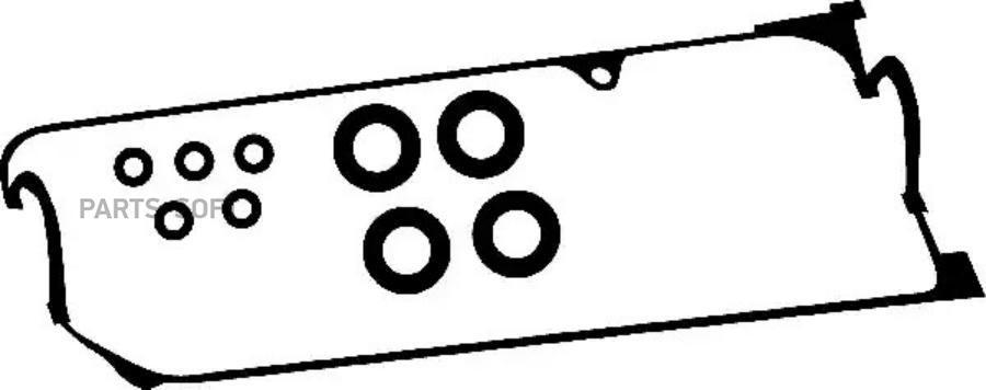 Прокладка, крышка головки цилиндра honda